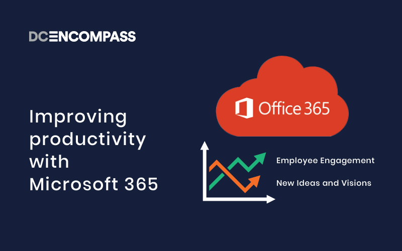 6 Ways Microsoft 365 can improve employee productivity